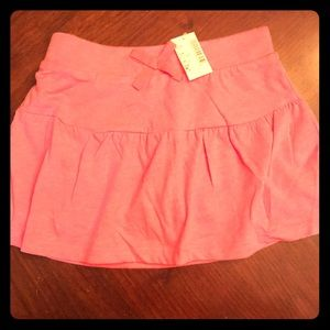 NWT Children's Place Girls Size (M) 7/8 Pink Skirt